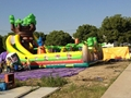 Inflatable revolving slide, inflatable large slide, inflatable toys  5