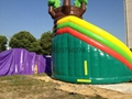 Inflatable revolving slide, inflatable large slide, inflatable toys  6