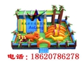 Inflatable Jurassic castle ,Inflatable