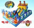 Disney castle, inflatable inflatable large entertainment children castle  6