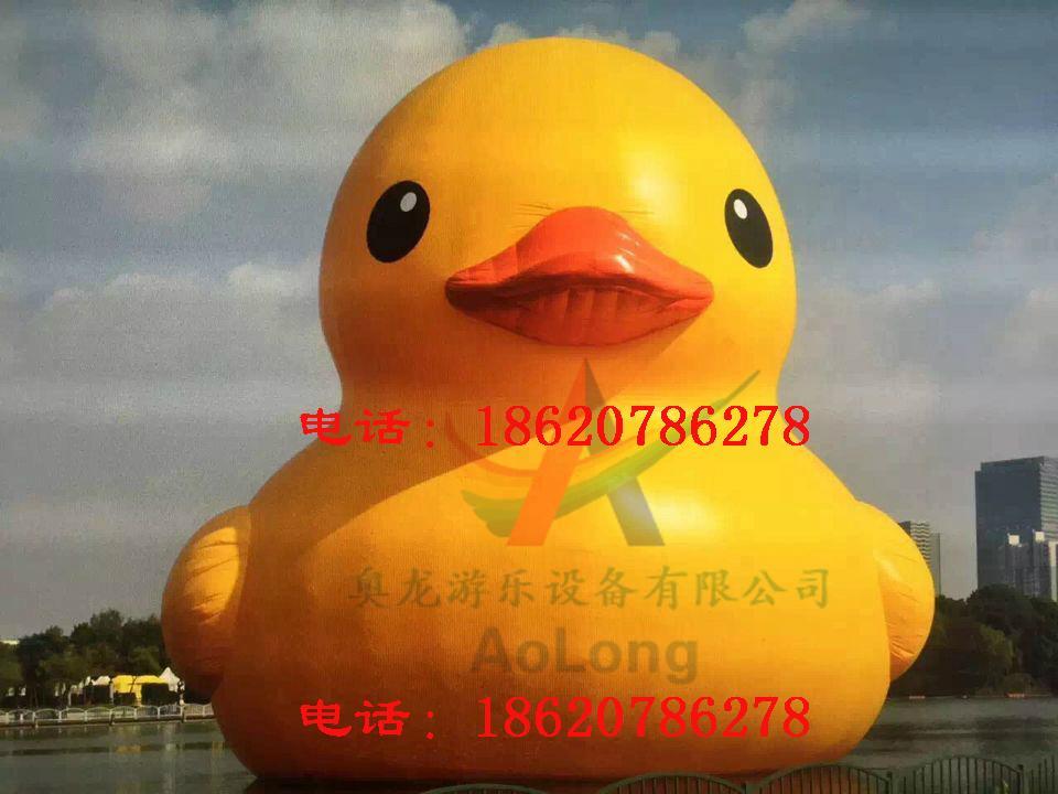 充氣大黃鴨,香港大黃鴨,水上大黃鴨,超大閉氣大黃鴨 3