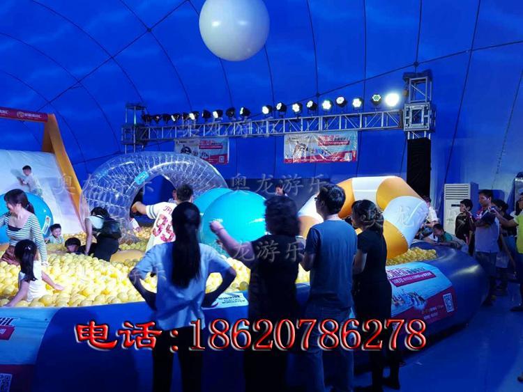 充氣大鯨魚,百萬海洋球池鯨魚帳篷,充氣鯨魚帳篷 6