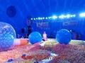 充气大鲸鱼,百万海洋球池鲸鱼帐篷,充气鲸鱼帐篷 8