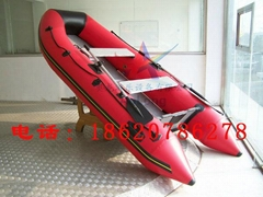 Inflatable kayaks, inflatable speedboats, drifting inflatable boat