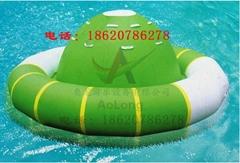 Aquatic gyro, water Saturn