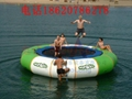 Inflatable water trampoline  5