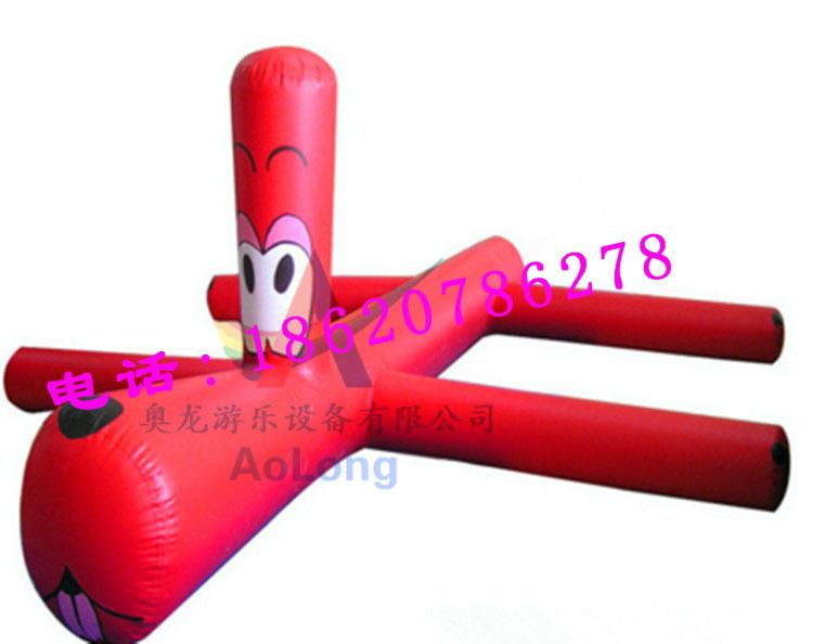 Inflatable water birds, inflatable clown 1