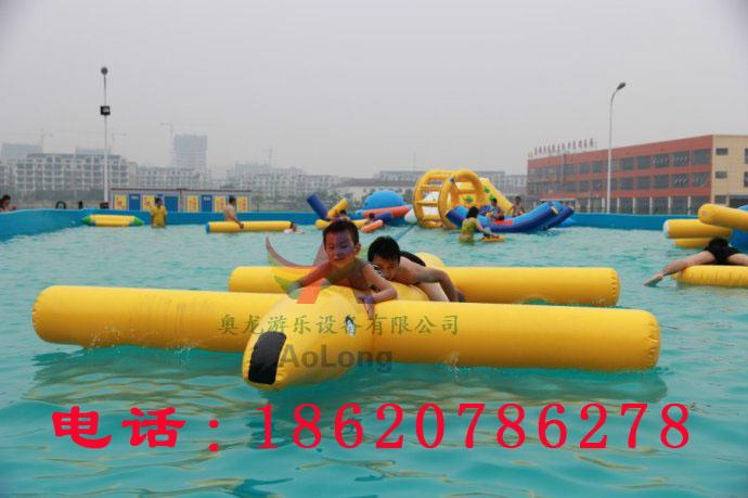 Inflatable water birds, inflatable clown 3