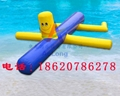 Inflatable water birds, inflatable clown 2