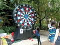Inflatable dart board  7