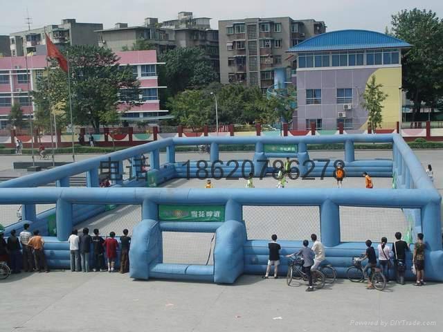 充气足球场 4