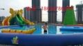Inflatable elephant water slide 4