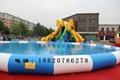 Inflatable elephant water slide 5