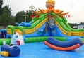 Inflatable octopus slides 5