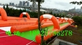 Inflatable super-long city ramp 6
