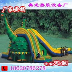 Inflatable water park di
