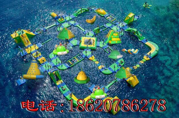 大型水上冲关(水上乐园) 2