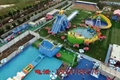 Large inflatable water park 12