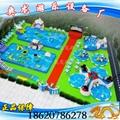 Water park rendering