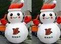 充氣聖誕老人(聖誕雪人) 6