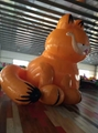 Inflatable animal cartoon