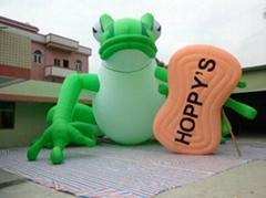 Inflatable animal cartoo