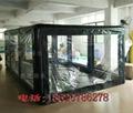 充气车罩,充气透明帐篷,充气广告展览帐篷 10