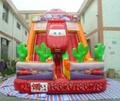 Inflatable cartoon slides 3