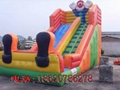 Inflatable cartoon slides 6