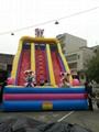 Inflatable cartoon slides 9