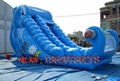 充氣水池組合水滑梯 7