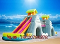 Indoor and outdoor large-scale inflatable slide 6