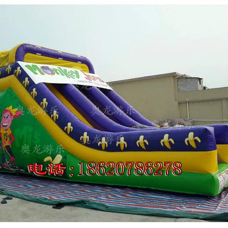 Inflatable cartoon slide 5