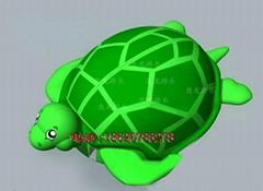 百万海洋球池海龟岛帐篷