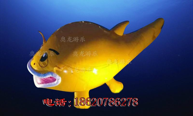 Millions of large yellow croaker island ocean ball pool tent 5