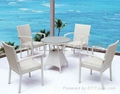 PVC Rattan Furniture - GT882