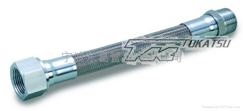 供应中压用特氟隆软管直型 1