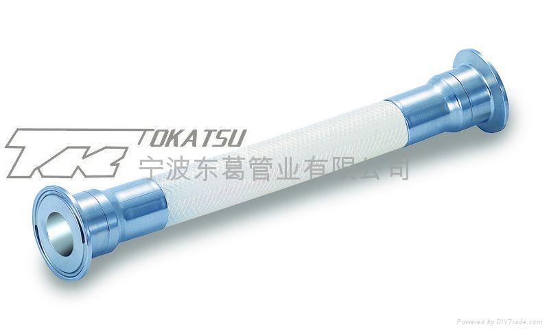 供应硅酮橡胶软管尼龙纤维编带 1