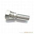 不鏽鋼軟管接頭 1