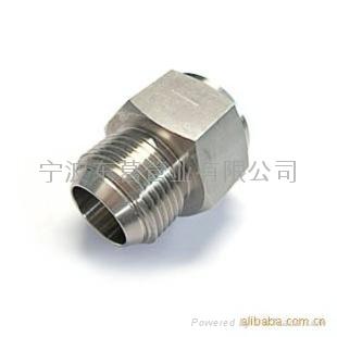 不鏽鋼軟管零件 1