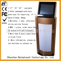 Free Standing Touch Screen Kiosk