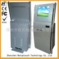 self - service bill payment kiosk