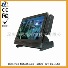 touch screen desktop kiosk