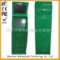 multifunction kiosk/ LCD interactive kiosk