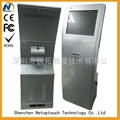 touch screen electronic kiosk