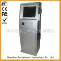 Electronic self service kiosk terminal