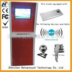Touch Screen Shopping Ma