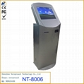 touch payment kiosk