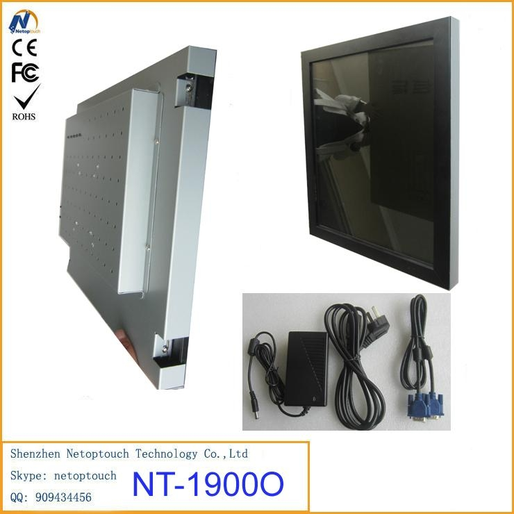 Open frame infrared touch screen monitor 7