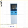 19 inch automatic vendor payment touch